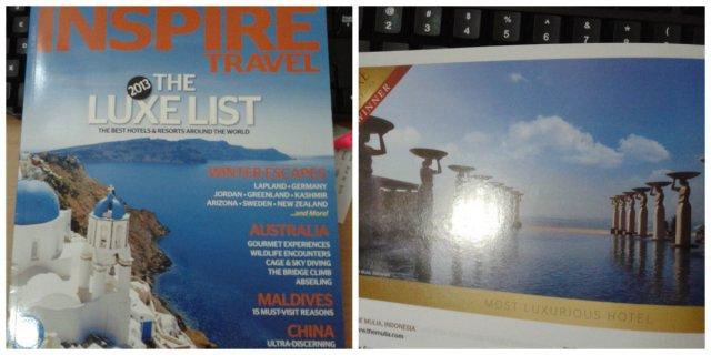 majalah Inspire Travel