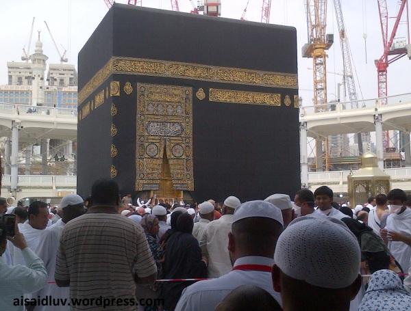 Ka'bah di Makkah