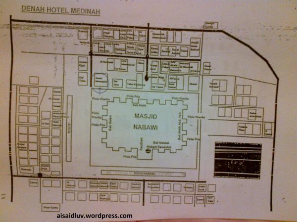 IMG-20140511-01199 denah hotel di Medinah