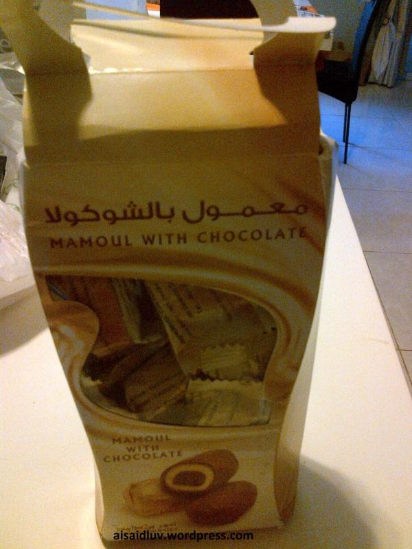 IMG-20140525-01215_Mamoul with Chocolate_beli oleh-oleh di Madinah