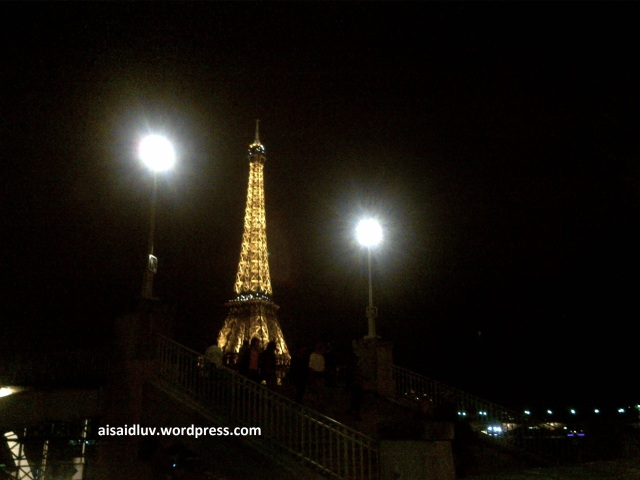 IMG-20140817-01772 - Eiffel Tower - I'm in Love with your Light