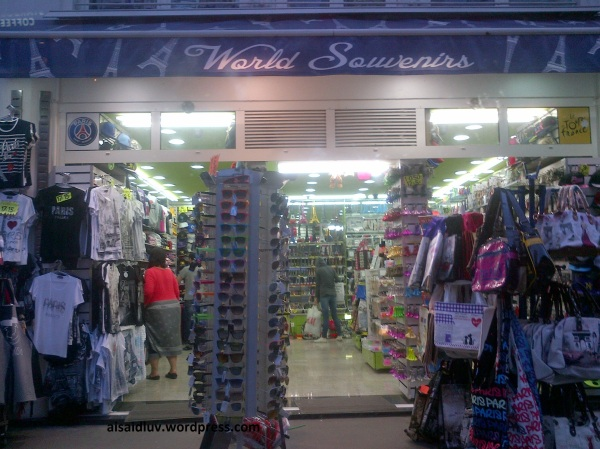 IMG-20140818-01847 - tempat beli souvenir di Paris