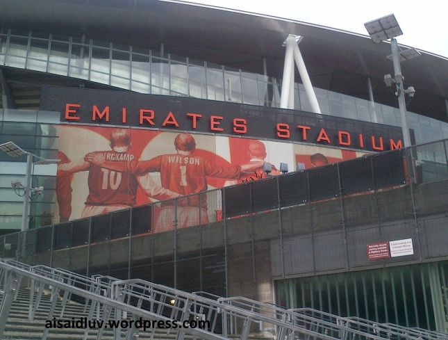 Islington-20140815-01705 - Emirates Stadium - Arsenal