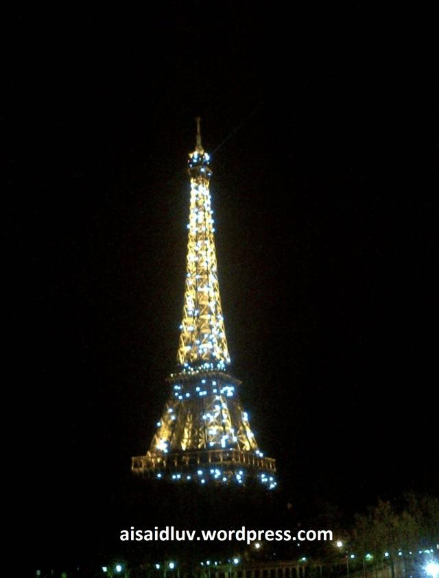 Paris-20140817-01777 Eiffel di malam hari