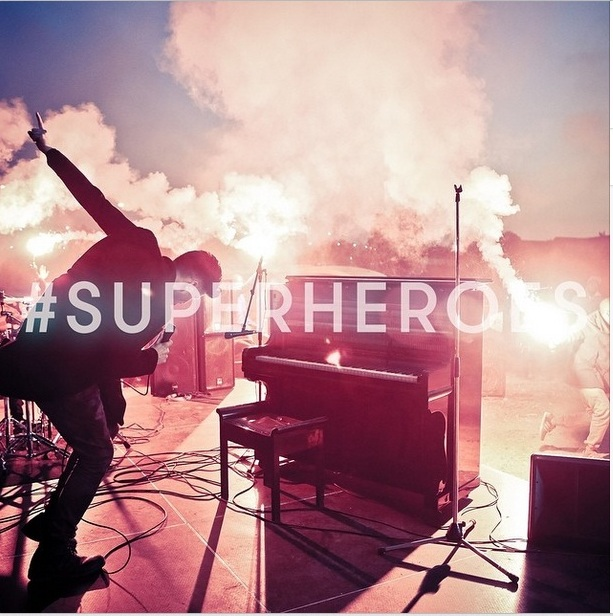 #THESCRIPT #SUPERHEROES LEARN TO FLY