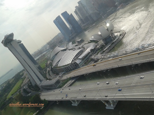 20150102_161820 enjoy singapore from Singapore Flyer