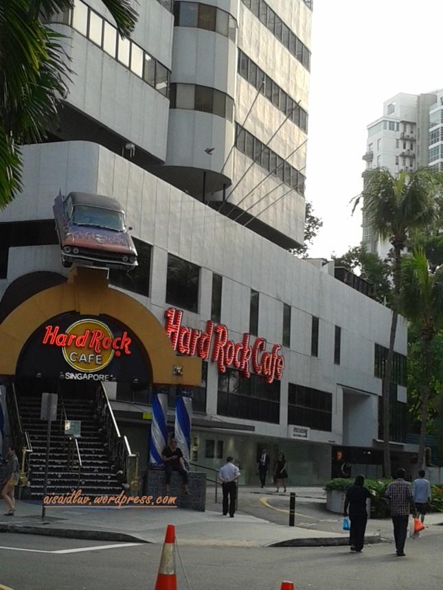20150102_174018 Hard Rock Cafe Singapore