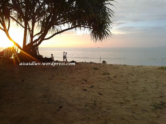 20150403_175543 tempat pre wedding di Tanjung Lesung