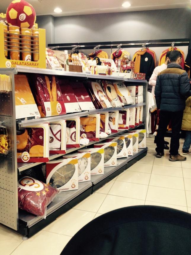 Visit store Galatasaray