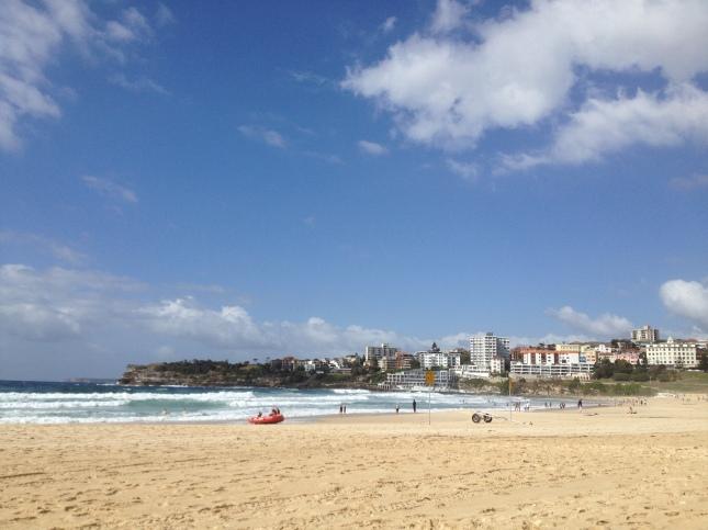 Buondì beach_sydney_Australia_pantai bondi