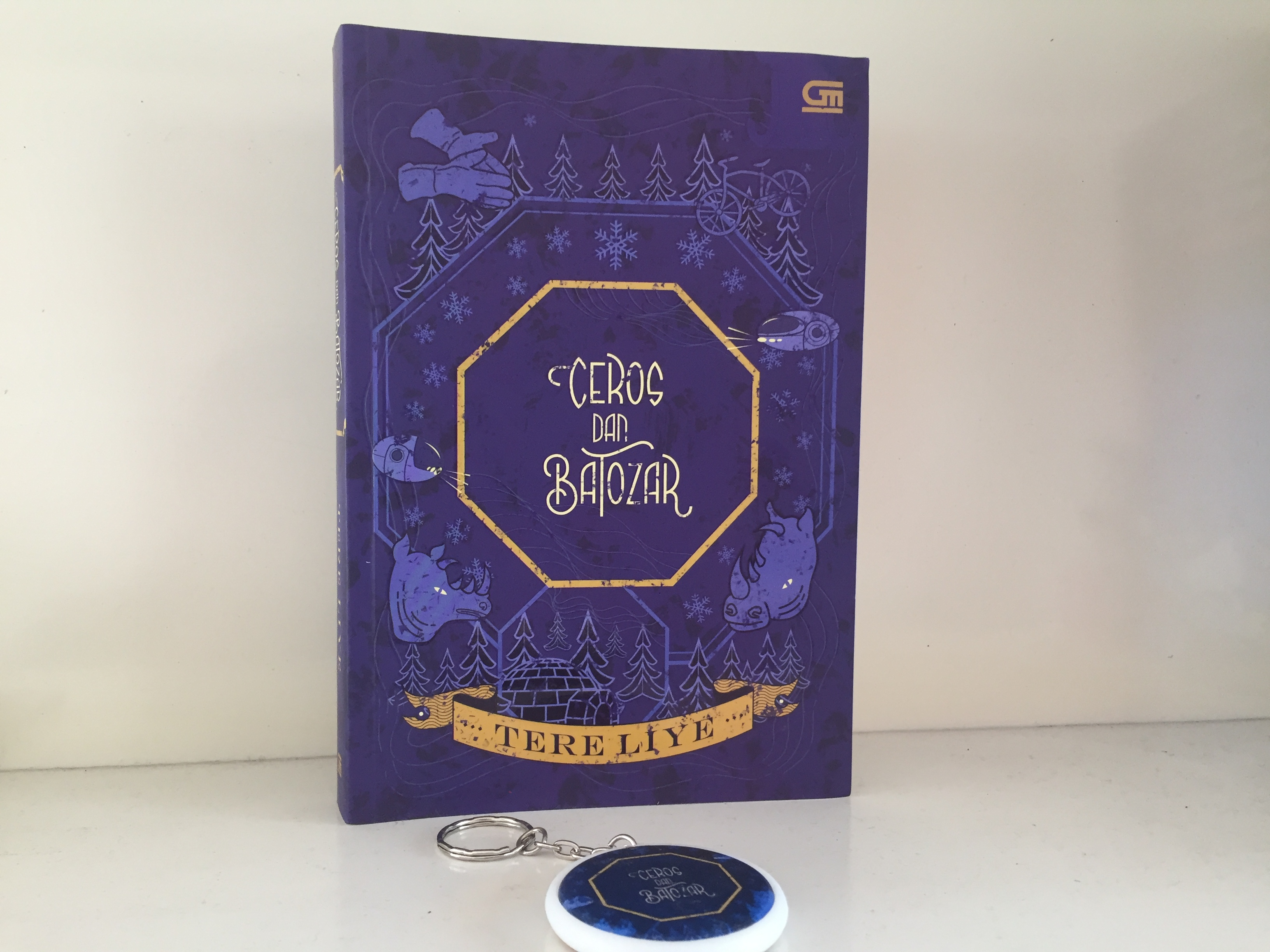 Review Buku Ceros Dan Batozar Karya Tere Liye Its Not A Novel Bintang Destination Journey