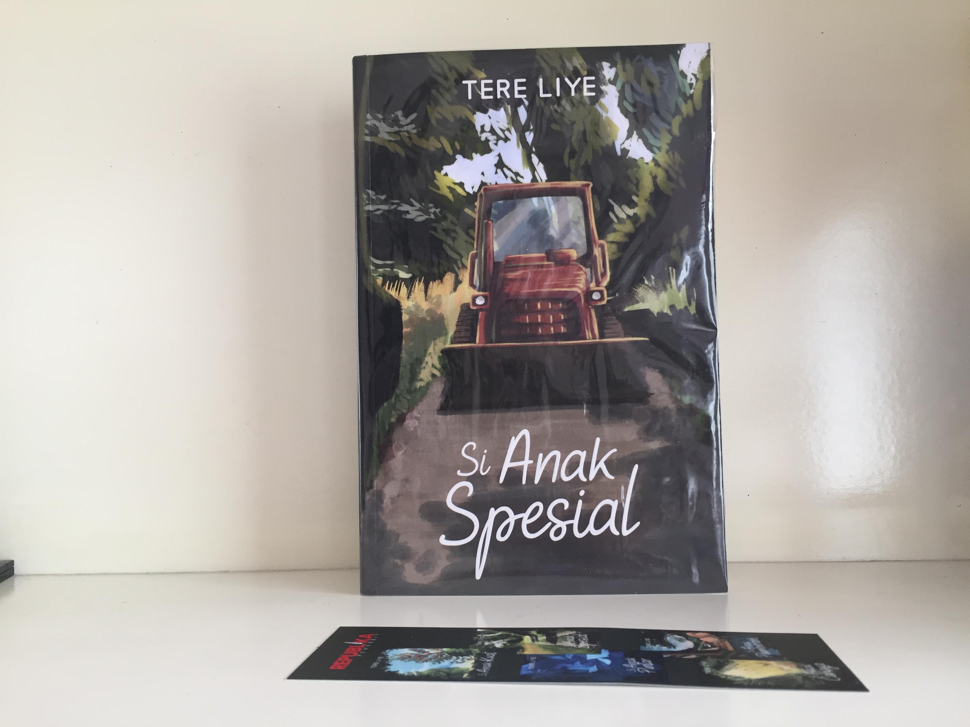 review buku si anak spesial karya tere liye it s not the
